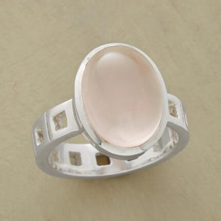 WINDOWPANE RING