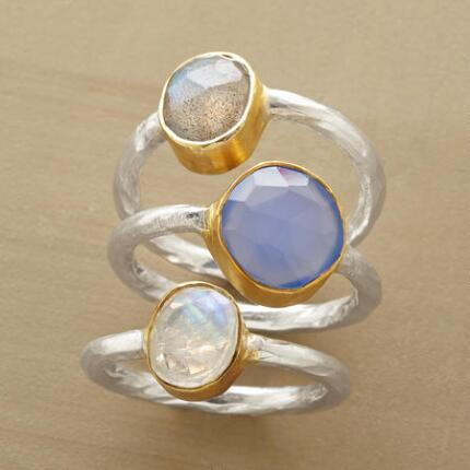 TWILIGHT RING TRIO S/3