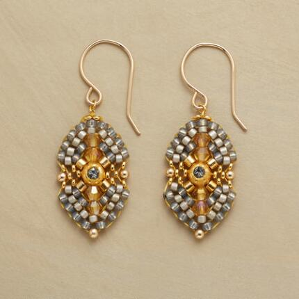 CRYSTAL VISIONS EARRINGS
