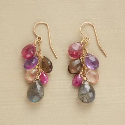 FALLING PETALS EARRINGS