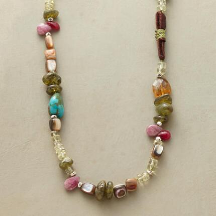 GEMS GALORE NECKLACE