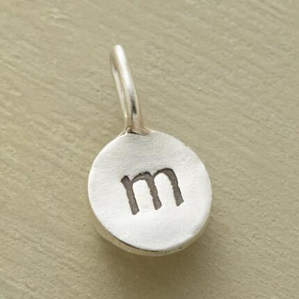 PERSONALIZED DISK CHARM