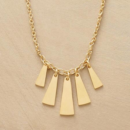 FIVE POINTS NECKLACE