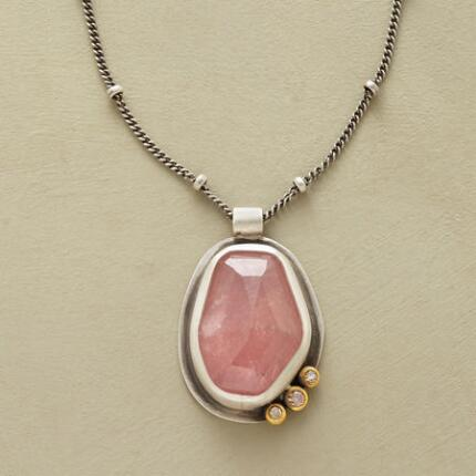 PINK SKY NECKLACE