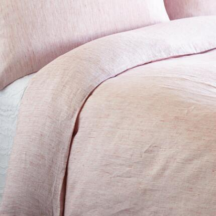 SUNSET STRIPED DUVET COVER