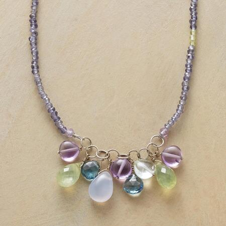 COOL COLORS NECKLACE