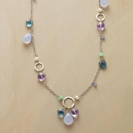 RAIN CHAIN NECKLACE