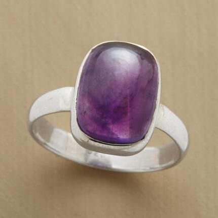 LAVENDER BLOOM RING