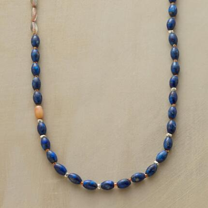 RIVER BEAD NECKLACE
