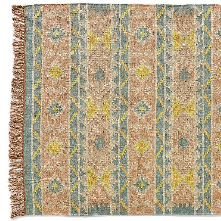 BEACH COTTAGE KILIM 8X10