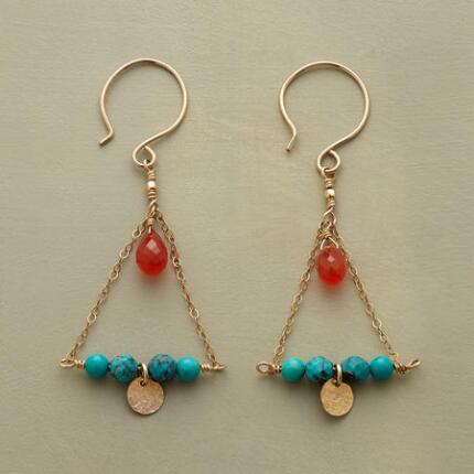 MIDDAY SUN EARRINGS