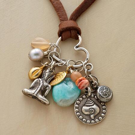 LIFES TREASURES NECKLACE
