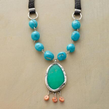 RIVER QUEEN NECKLACE