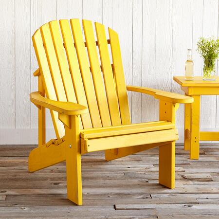 ADIRONDACK CAMP CHAIR