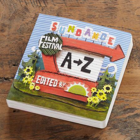 FILM FESTIVAL A TO Z BOOK