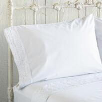 CIRRUS CLOUDS PILLOWCASES, SET OF 2