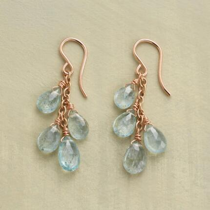 AQUAFALL EARRINGS