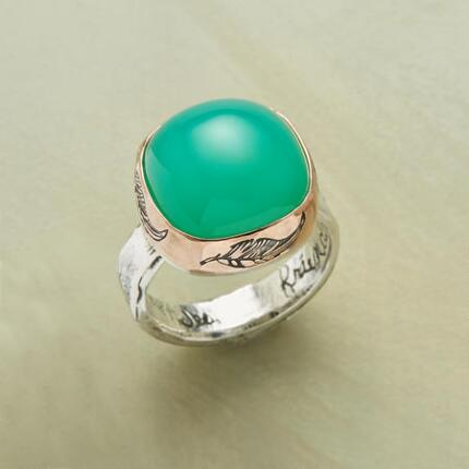 KINGFISHER RING