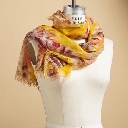 JOYFUL SUNRISE SCARF