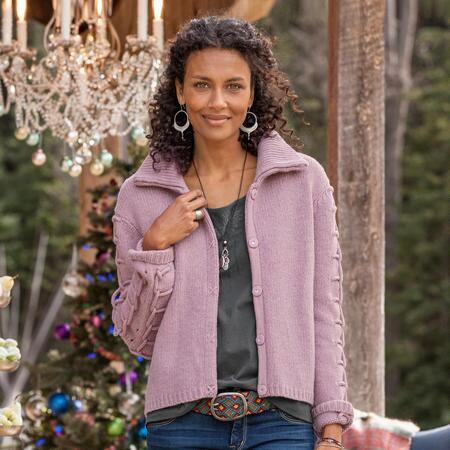 QUIET HARMONY CARDIGAN