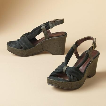 SUBLIME SUEDE SANDALS
