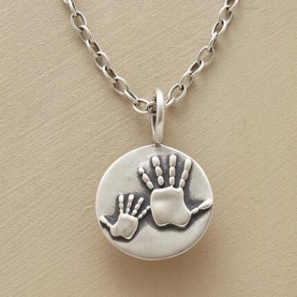 HANDPRINTS NECKLACE