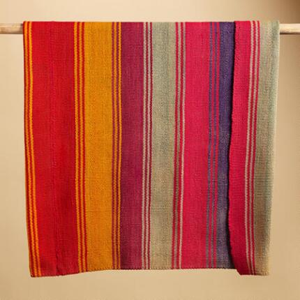 ONE OF A KIND BOLIVIAN GRAN CHACO THROW