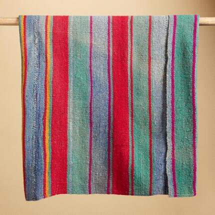 ONE OF A KIND BOLIVIAN MOXOS THROW