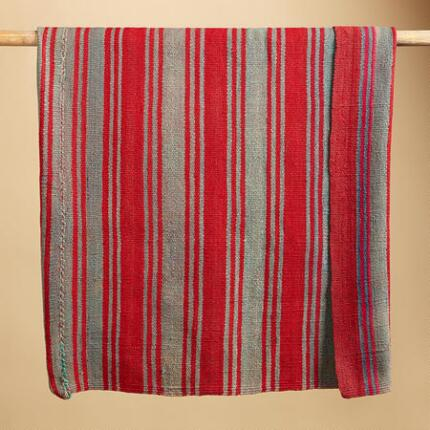 ONE OF A KIND BOLIVIAN YACUMA THROW