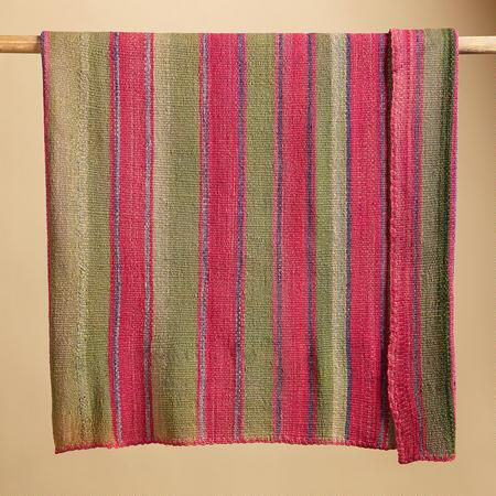 ONE OF A KIND BOLIVIAN CAPINOTA THROW