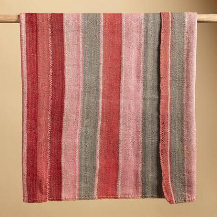 ONE OF A KIND BOLIVIAN CAMPERO THROW