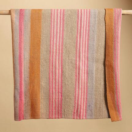 ONE OF A KIND BOLIVIAN AROMA THROW