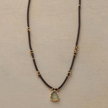 Organically gorgeous, each sapphire pendant necklace has a beauty all its own.