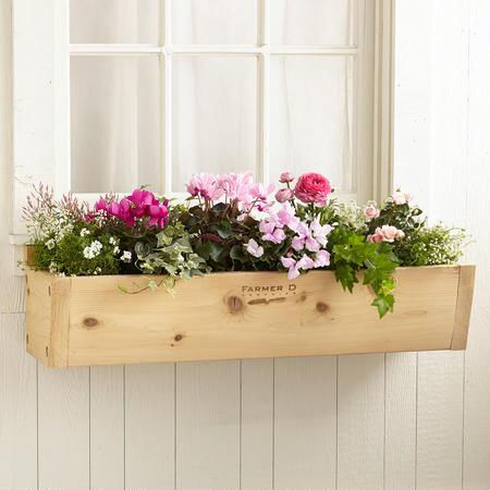 URBAN FARMER WINDOW PLANTER