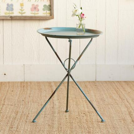 BLUE BAYOU TRIPOD TABLE