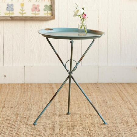BLUE BAYOU TRIPOD TABLE
