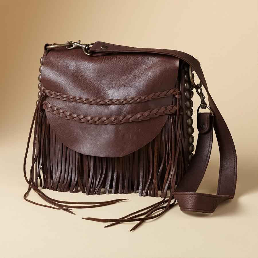 TIMELESS FRINGE BAG