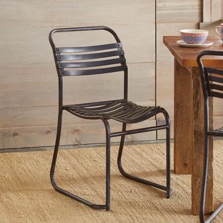 CHARONNE STACKING CHAIR