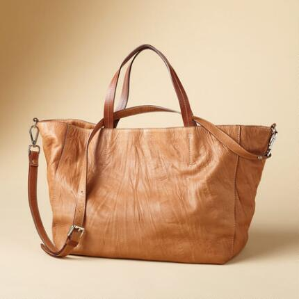 GOLDEN LIGHT TOTE