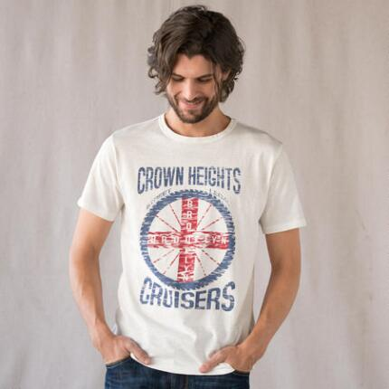 CROWN HEIGHTS CRUISERS T-SHIRT