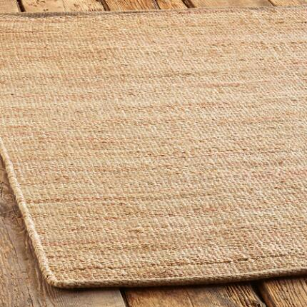 COLOR WASH JUTE RUG