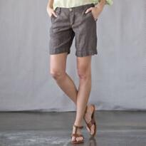 CP SHADES BOARDWALK LINEN SHORTS