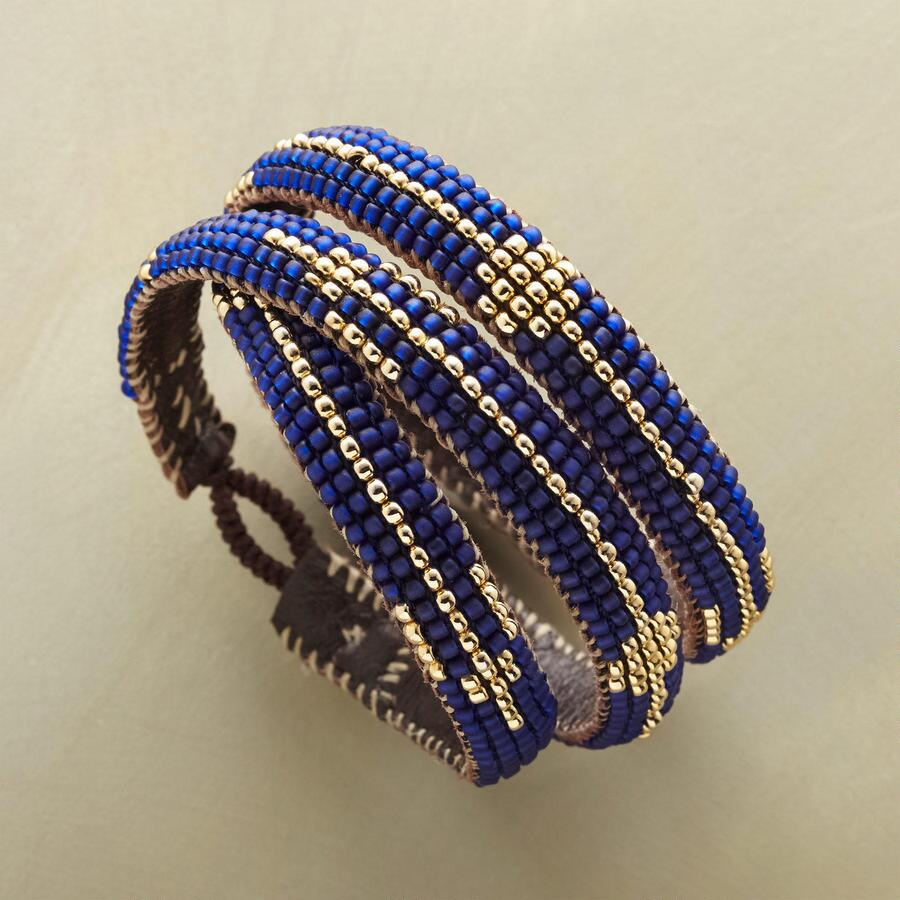 RIVER RUN 3 WRAP BRACELET
