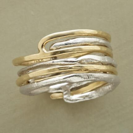 KINDRED SPIRITS SPIRAL RING