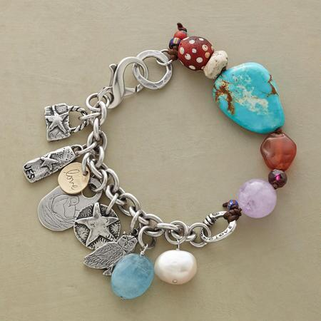 NATURALLY CHARMED BRACELET