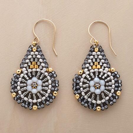 SUNDIAL EARRINGS