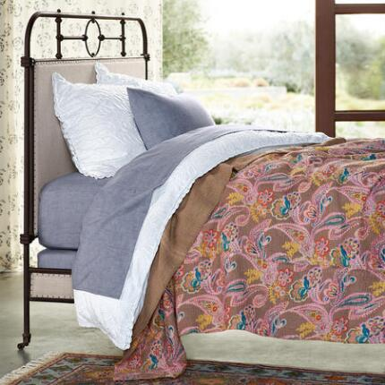 PAISLEY FIELDS LIGHTWEIGHT QUILT