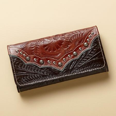PRESSED FLOWER WALLET