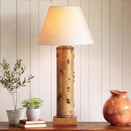 VINTAGE ROLLER LAMP