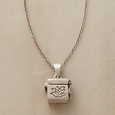 WISH BOX NECKLACE